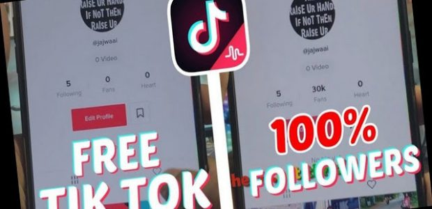 followers on TikTok